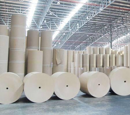 giấy cắt rập cuộn lớn dùng nhiều trong các ngành khác nhau - giấy giải tín